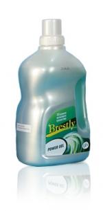 """Жидкое моющее средство """"Brestly"""" Power gel"""