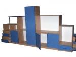 Шкаф комбинированный ДШК-01