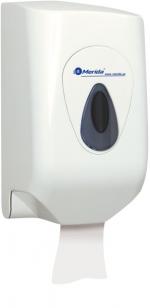 """Полотенцедержатель для бумажных полотенец в рулонах """"MINI MERIDA-TOP"""" (серя капля) Арт. PR2T"""