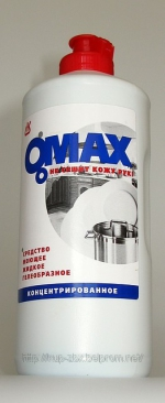 Средство моющее гелеобразное «OMAX»