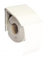 Держатель туалетной бумаги (эмалированный) Арт. U1B