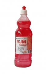 Средство для мытья посуды «АJМ» концентрат, 1 л