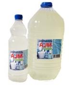 """Средство для  мытья твердых поверхностей «АJМ» """"Белизна-гель"""" 1л, 5л"""