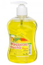 Жидкое мыло «Радуга», Лимон, 500мл, дозатор