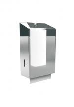 Держатель туалетной бумаги в листах металл (полированный) Артикул: BSP401