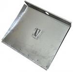 Лопата снеговая алюминиевая УС-2