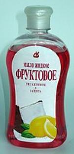 Мыло жидкое с антибактериальным эффектом (500мл)