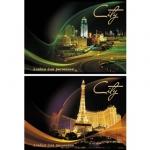 Альбом для рисования 40 л Ночной город