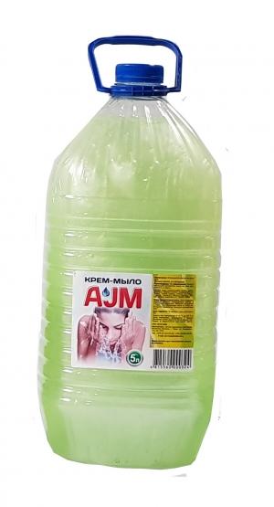 Крем-мыло «АJМ», 5 л