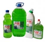 """Средство чистящее «АJМ» PLUS"""" (гель на кислотной основе), 500 мл, 1л, 5л"""