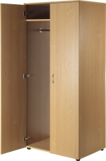 Шкаф платяной М07