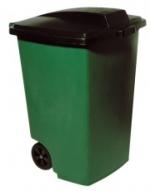 Бак для мусора на колесах 100л Арт. B52A