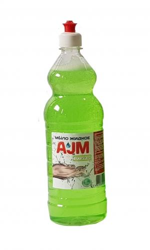 Мыло жидкое «АJМ» ECONOM, 1 л с пуш-пулом