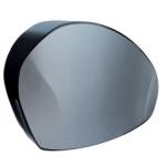 """Держатель туалетной бумаги в рулонах """"MERIDA MERCURY mini"""" (черный) Арт. BMC201"""