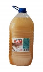 Мыло жидкое «АJМ» с глицерином, 5 л