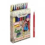 Фломастеры 18цв. Marvel comics вент.колп.в картоной коробке арт.867132-18