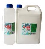 Средство для растворения загрязнений канализационных труб «АJМ» Крот, 1л, 5л