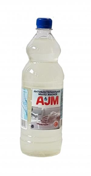 Антибактериальное жидкое мыло «АJМ», 1 л