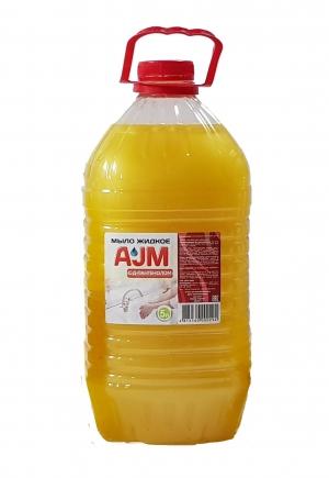 Мыло жидкое «АJМ» с Д-пантенолом, 5л